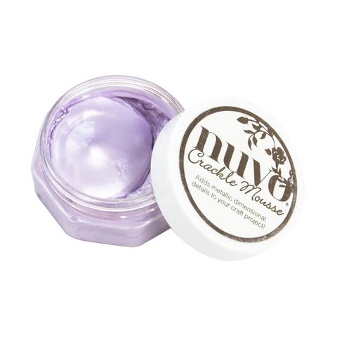 Мусс для декора кракле Nuvo Crackle Mousse - Misty Mauve