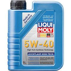 8028 LiquiMoly НС-синт.мот.масло Leichtlauf High Tech 5W-40 SN/CF;A3/B4(1л)