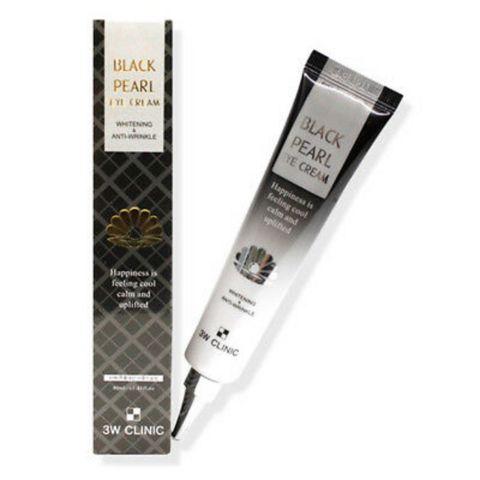 Крем для глаз с экстрактом ЧЕРНОГО ЖЕМЧУГА Black pearl Eye Cream Whitening, 40 ml