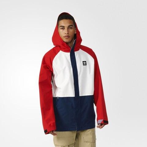 Куртка сноубордическая мужская adidas ORIGINALS 10K RIDING JKT