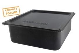 Коробка протяжная ОП металлическая У-995 IP31 грунт., без уплотнителя TDM