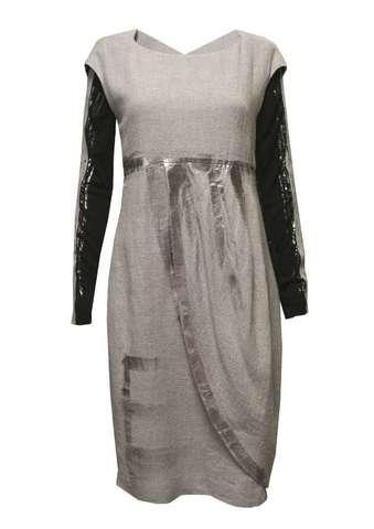 Платье с длинными рукавами Elisa Cavaletti ELW172024499