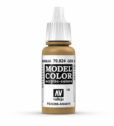 Model Color Ger.Cam.Orange Ochre 17 ml.