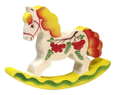 Лошадка рябинка