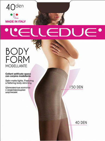 Колготки Body Form 40 Elledue