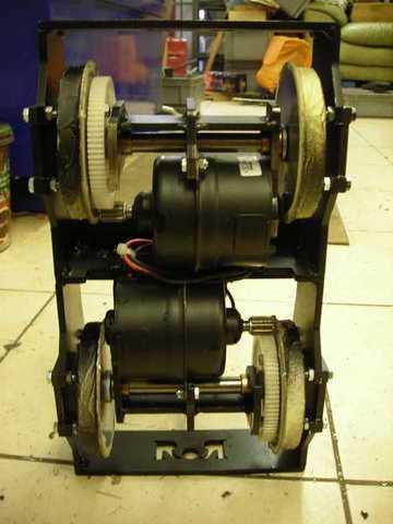 Garden Rail Моторные тележки на колею 12,7 см, 2шт