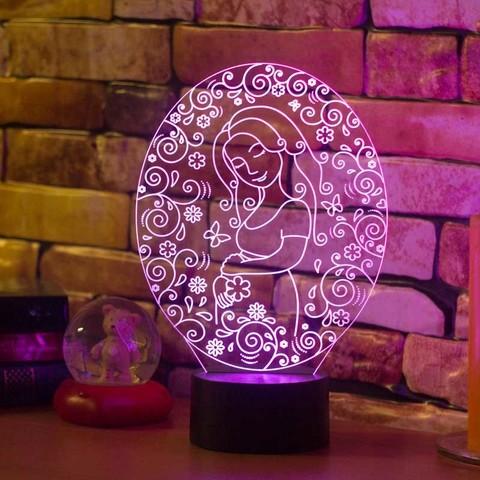 Лампа В ожидании чуда