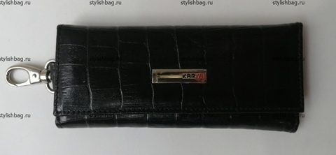 Ключница из кожи Karya 8905