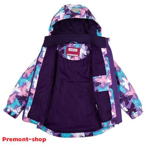 Утепленный комплект Premont Симфония Онтарио S18142 для девочек