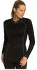 Термобелье Рубашка Craft Active женская черная