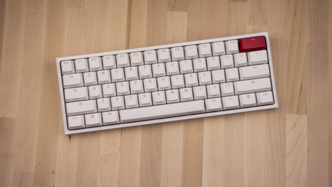 Ducky One 2 Mini RGB White