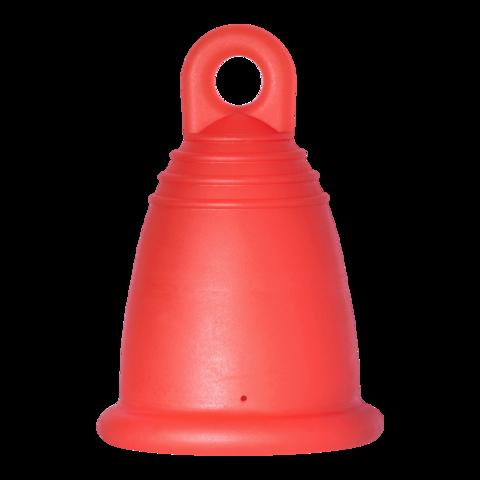 Менструальная чаша MeLuna (L)  – classic с колечком