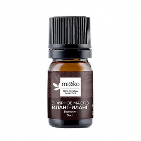 МиКо, Эфирное масло Иланг-иланг III органик, 5мл