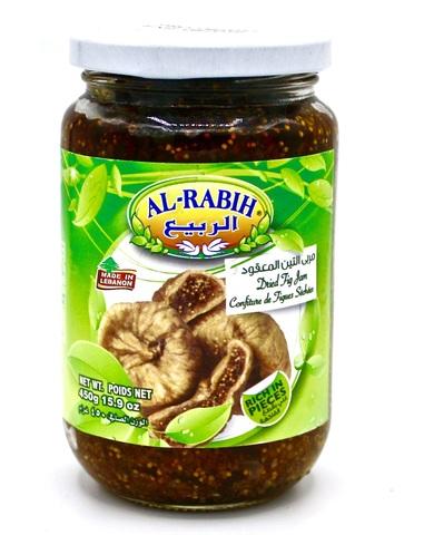 Джем инжирный AlRabih, 450 г
