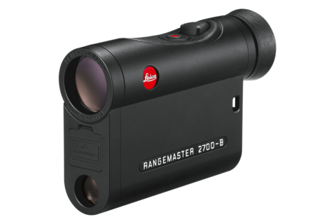 Leica Rangemaster 2700CRF-B зеленый, с баллистическим калькулятором