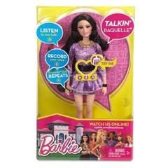 Кукла Ракель Barbie серии Дом Мечты Барби, говорящая