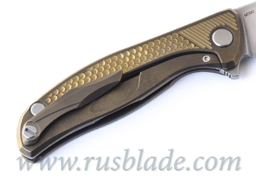 Shirogorov CUSTOM Flipper 95 Golf project 1/10