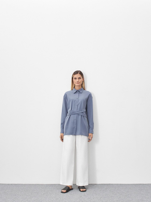 Рубашка Alma с поясами