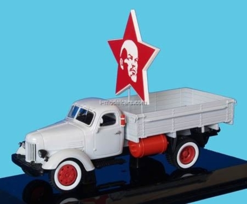 ZIL-166A Parade by liquefied gas 1:43 ICV062