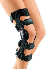 Ортез коленный жесткий регулируемый M.4s с шарнирами physioglide
