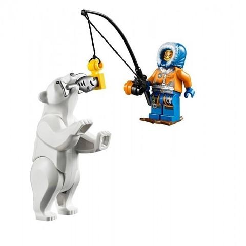 LEGO City: Арктическая база 60036 — Arctic Base Camp — Лего Сити Город