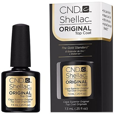 CND Shellac-Top Coat 7,3ml