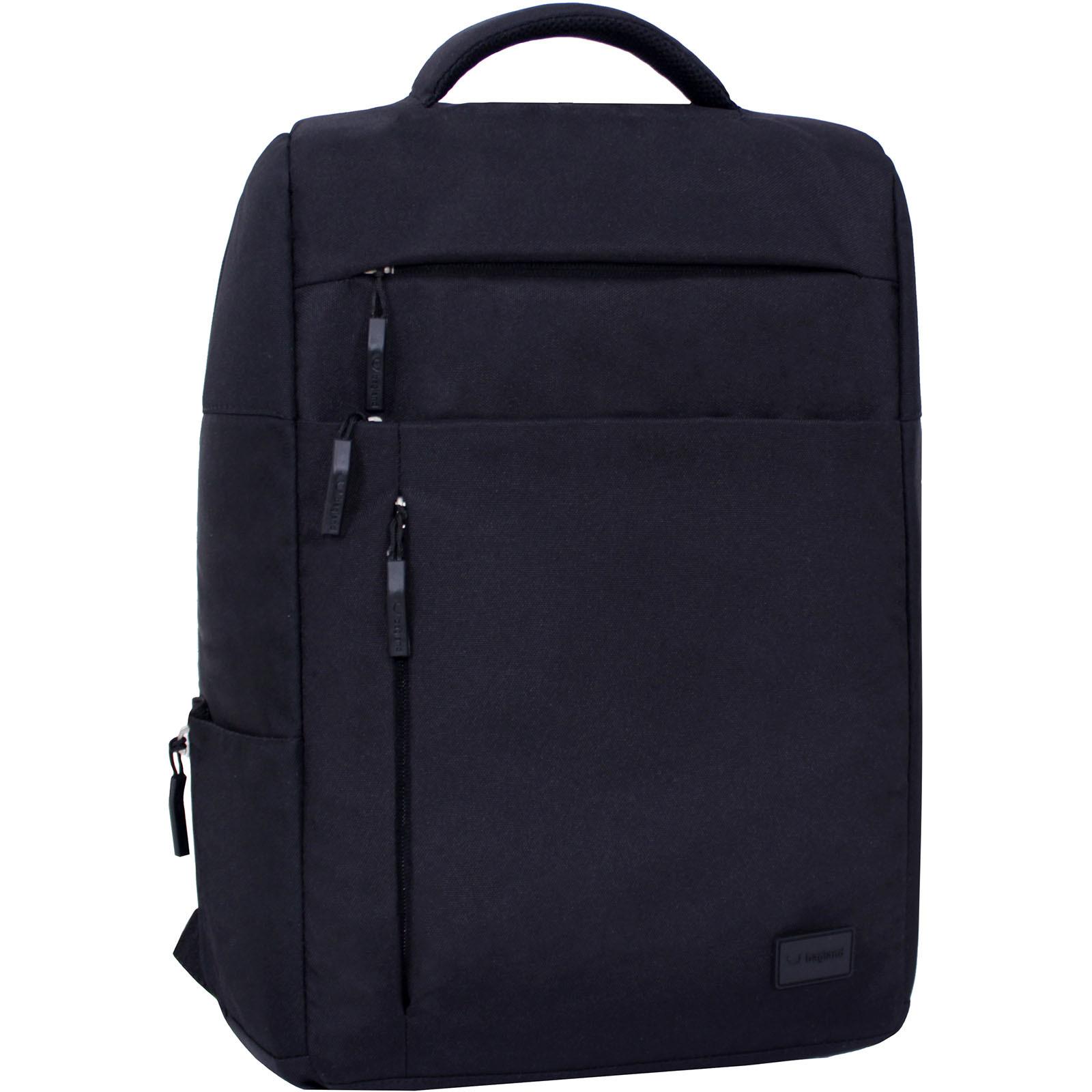 Мужские рюкзаки Рюкзак Bagland Волнорез 20 л. черный (0013866) IMG_2884.JPG