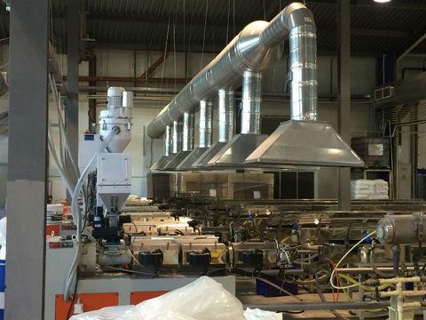Проведение исследований эффективности работы системы  вентиляции и расчеты кратности воздухообмена