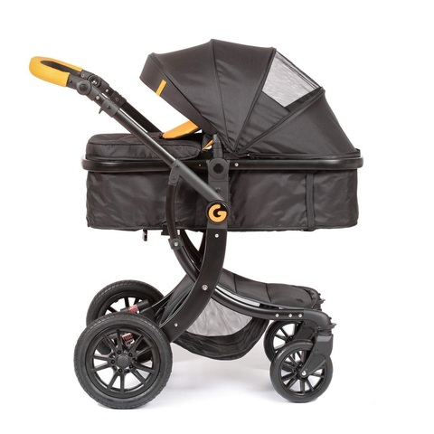 Giovanni G-moov Black/Yellow
