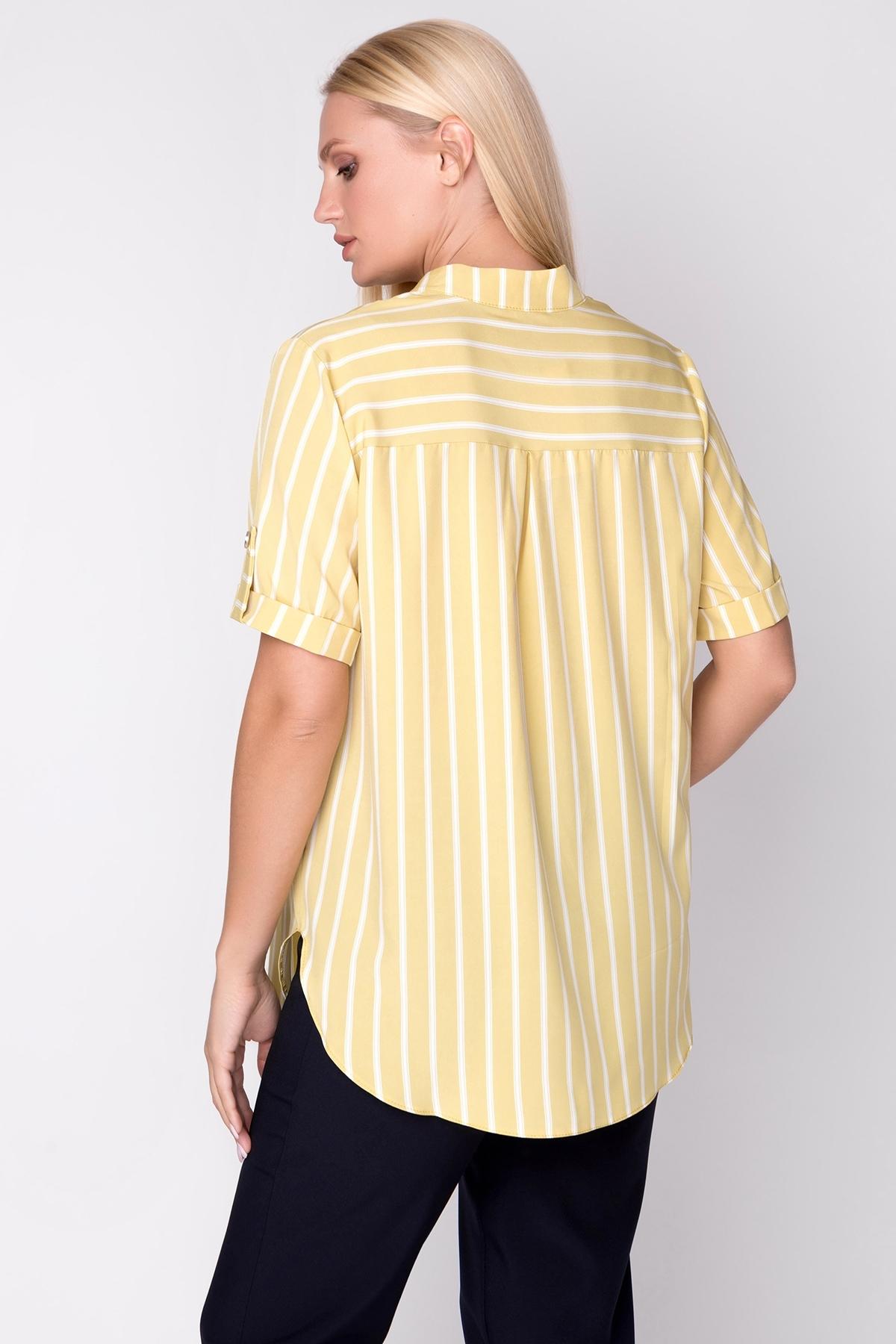 Рубашка Майя (желтый)