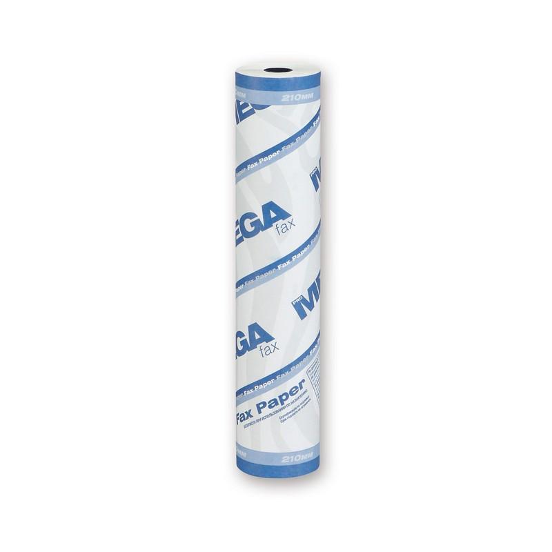 Ролик для факсов из термобумаги Promega fax 210 мм (диаметр 35-37 мм, намотка 20 м, втулка 12 мм)