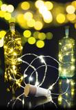Светильник декоративный светодиодный для бутылки usb-гирлянда bottle, 95 см, led белый, пробка Suck UK SK LIGHTSTRING1 | Купить в Москве, СПб и с доставкой по всей России | Интернет магазин www.Kitchen-Devices.ru