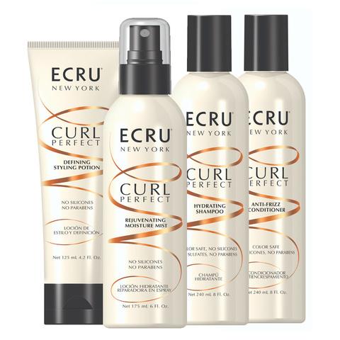 ECRU NY Набор идеальные локоны Curl Essentials Kit