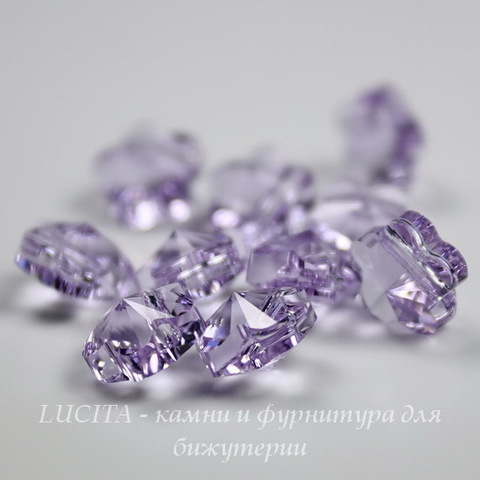 5744 Бусина в виде цветка Сваровски Violet 8 мм