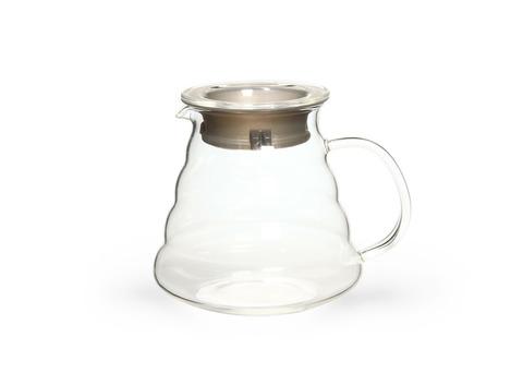 Сервировочный чайник из жаропрочного стекла 500мл.