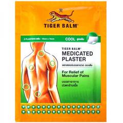 Охлаждающий и обезболивающий тигровый пластырь TIGER BALM