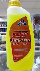 Антифриз AGA Желтый 1л