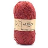 Пряжа Drops Alpaca 5565 кирпичный меланж