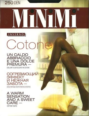 COTONE 250 Колготки