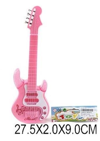 Гитара НR187А роз. 4 струны (НИ)