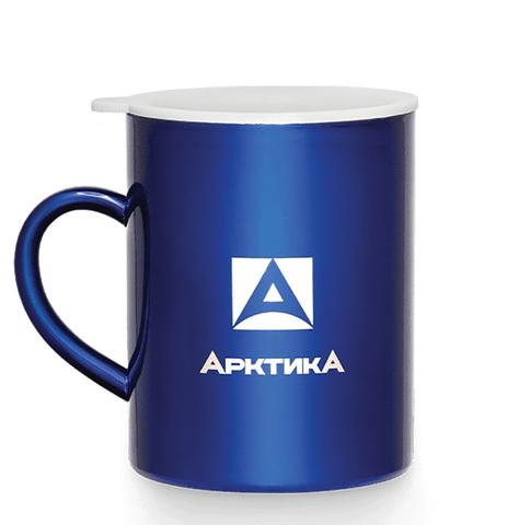 Термокружка Арктика (0,4 литра), синяя