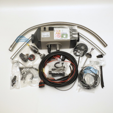 Комплект Webasto Air Top 2000 STС 12V дизель 3