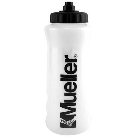 919369MB Mueller Quart Water Bott Бутылки для напитков со спорт. черной пробкой и лого, 946 мл
