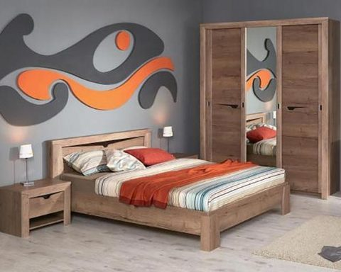 Спальня модульная ГАРДА-5