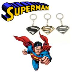 Брелок Супермен логотип