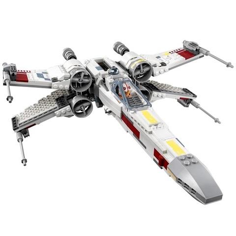 LEGO Star Wars: Звёздный истребитель типа Х 75218 — X-Wing Starfighter — Лего Звездные войны Стар Ворз