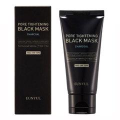Eunyul Pore Tightening Black Mask - Маска-пленка очищающая против черных точек