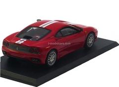 Ferrari 360 Challenge Stradale 2003 red 1:43 Eaglemoss Ferrari Collection #42