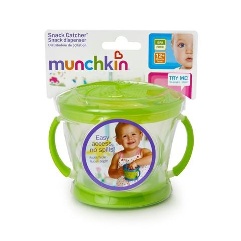 Munchkin, Контейнер для закусок, от 12 месяцев