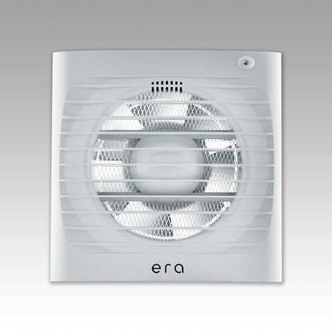 Накладной вентилятор Эра ERA 5 ETF D125 световой фототаймер